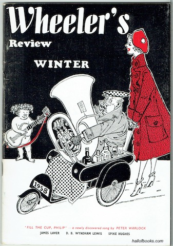 Image for Wheeler's Review Winter 1958