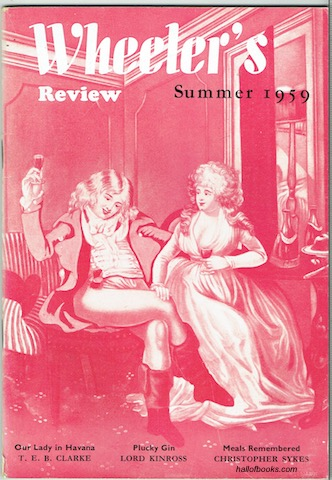 Image for Wheeler's Review Summer 1959