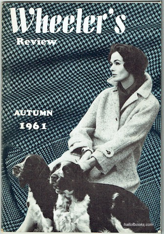 Image for Wheeler's Review Autumn 1961