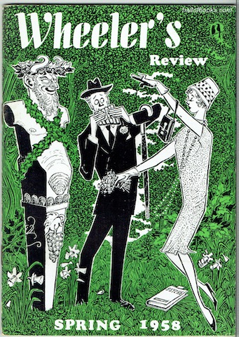 Image for Wheeler's Review Spring 1958