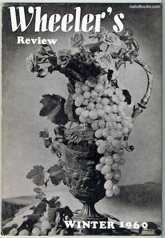 Image for Wheeler's Review Winter 1960