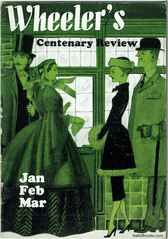 Image for Wheeler's Centenary Review, Jan, Feb, Mar 1956