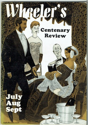 Image for Wheeler's Centenary Review, July, Aug, Sept 1956