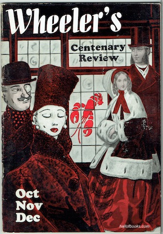 Image for Wheeler's Centenary Review, Oct, Nov, Dec 1956