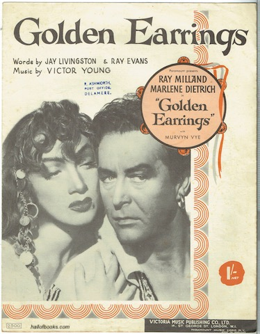 Image for Golden Earrings