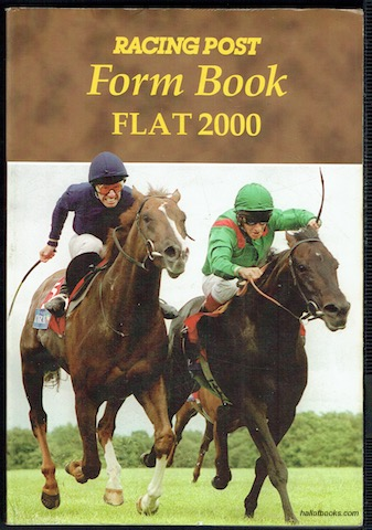 Image for Racing Post Form Book : Flat 2000