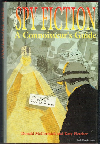 Image for Spy Fiction: A Connoisseur's Guide