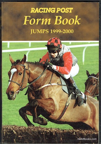 Image for Racing Post Form Book: Jumps 1999-2000