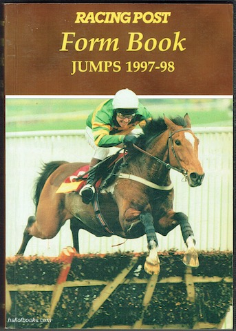 Image for Racing Post Form Book: Jumps 1997/98