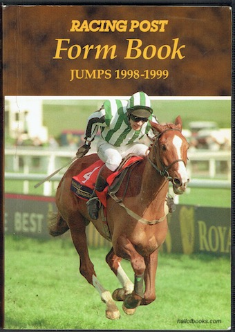 Image for Racing Post Form Book: Jumps 1998-1999