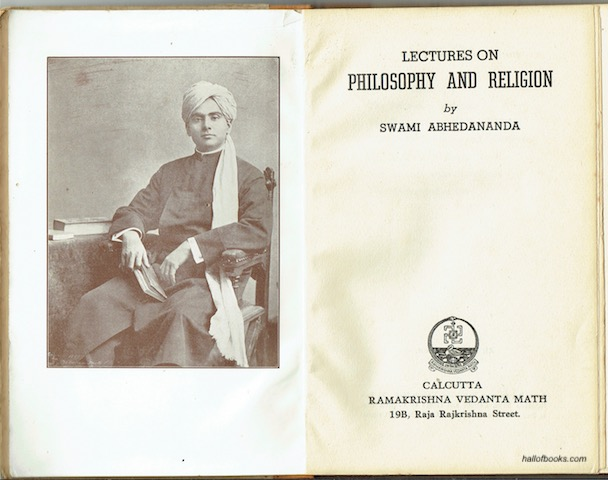 Image for Lectures On Philosophy And Religion