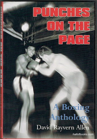 Image for Punches On The Page: A Boxing Anthology