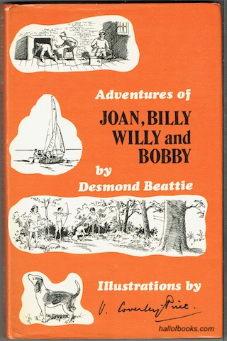 Image for Adventures Of Joan, Billy, Willy And Bobby
