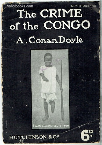 Image for The Crime Of The Congo