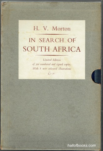 Image for In Search Of South Africa