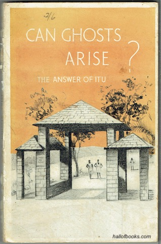 Image for Can Ghosts Arise? The Answer Of Itu