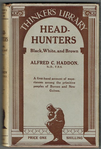 Image for Head-Hunters: Black, White, And Brown (Thinker's Library)