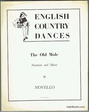 Image for English Country Dances: The Old Mole. Notation And Music