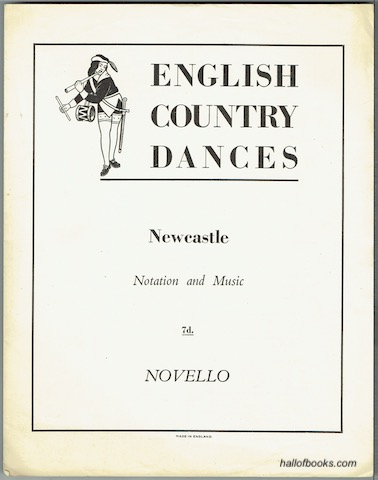 Image for English Country Dances: Newcastle. Notation And Music