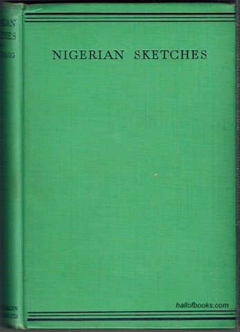 Image for Nigerian Sketches