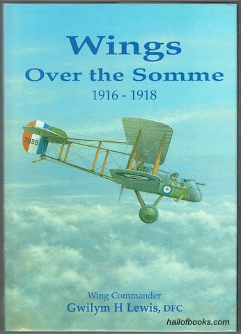 Image for Wings Over The Somme 1916-1918