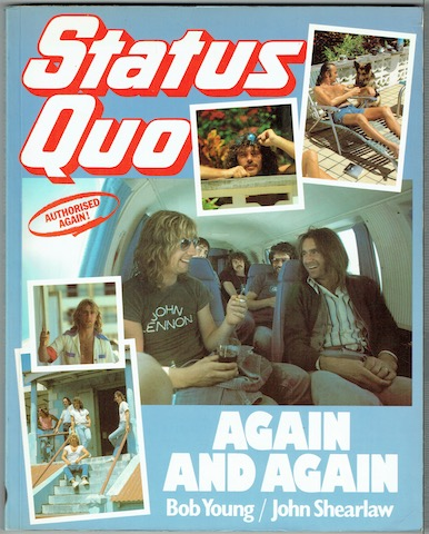 Image for Status Quo: Again And Again