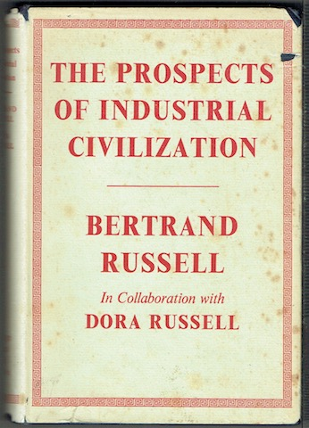 Image for The Prospects Of Industrial Civilisation
