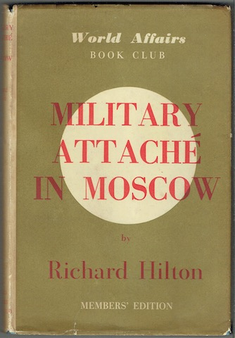 Image for Military Attache In Moscow