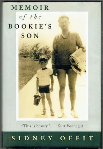 Image for Memoir Of The Bookie's Son