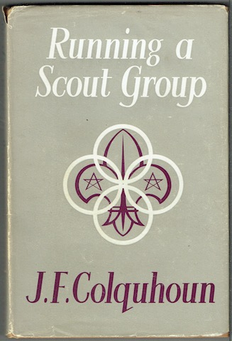 Image for Running A Scout Group