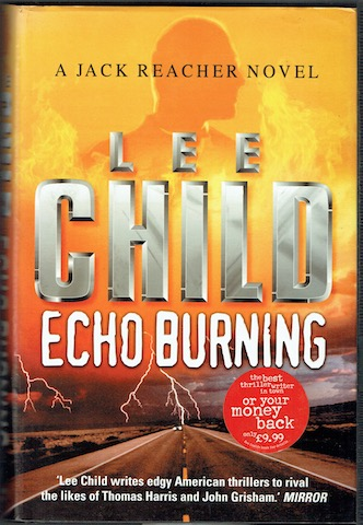 Image for Echo Burning