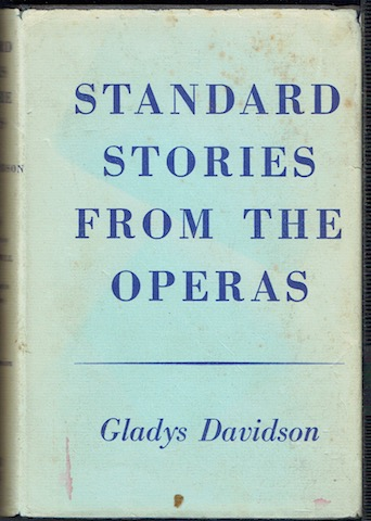 Image for Standard Stories From The Operas