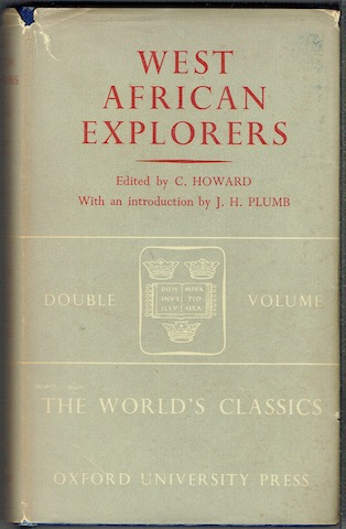 Image for West African Explorers