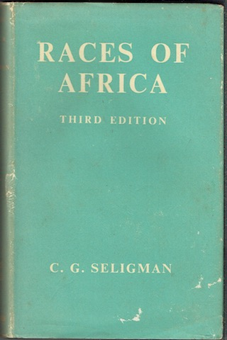 Image for Races Of Africa
