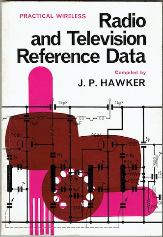 Image for 'Practical Wireless' Radio And Television Reference Data