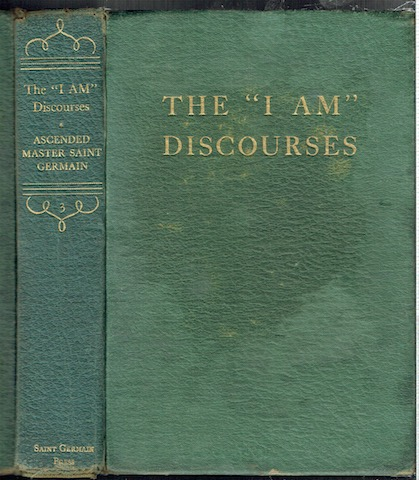 Image for The 'I Am' Discourses By The Ascended Master Saint Germain