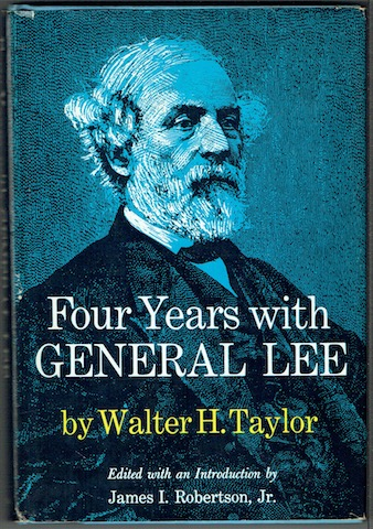 Image for Four Years With General Lee