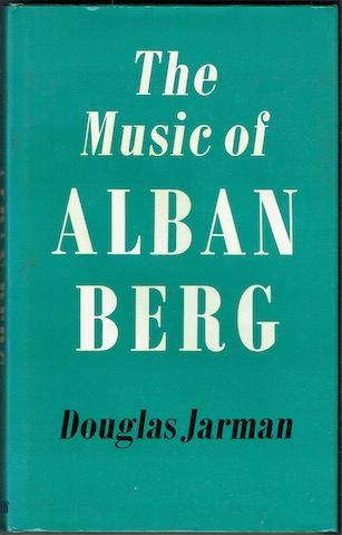 Image for The Music Of Alban Berg
