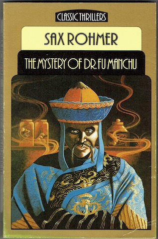 Image for The Mystery Of Dr. Fu Manchu