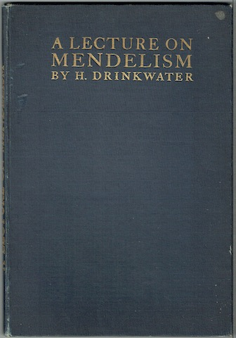 Image for A Lecture On Mendelism