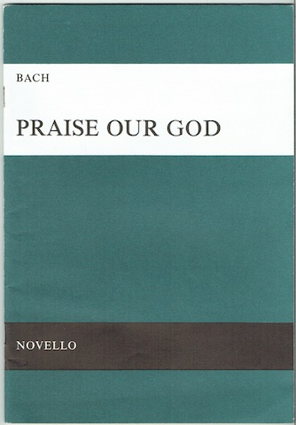 Image for Praise Our God Who Reigns In Heaven: Ascensiontide Cantata For Soprano, Alto, Tenor & Bass Soli, SATB & Orchestra.