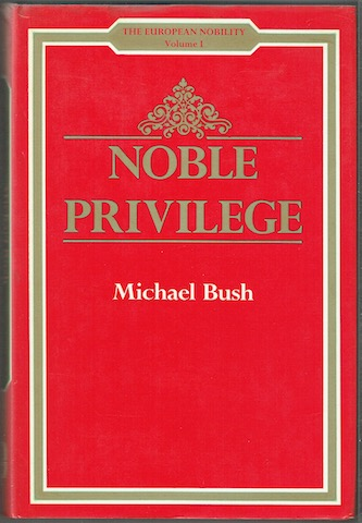 Image for Noble Privilege