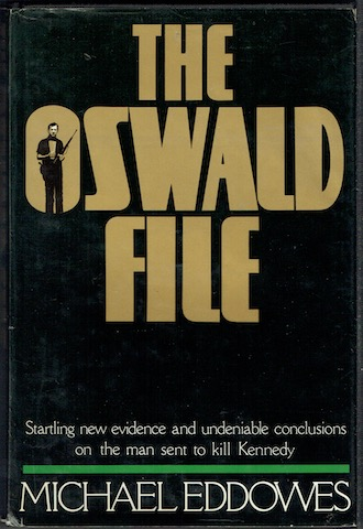 Image for The Oswald File
