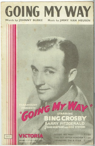 Image for Going My Way
