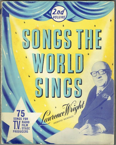 Image for Songs The World Sings 2nd Volume