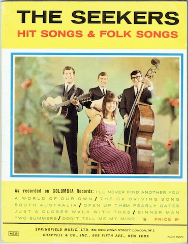 Image for The Seekers: Hit Songs & Folk Songs