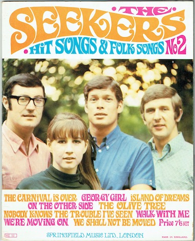Image for The Seekers: Hit Songs & Folk Songs No. 2