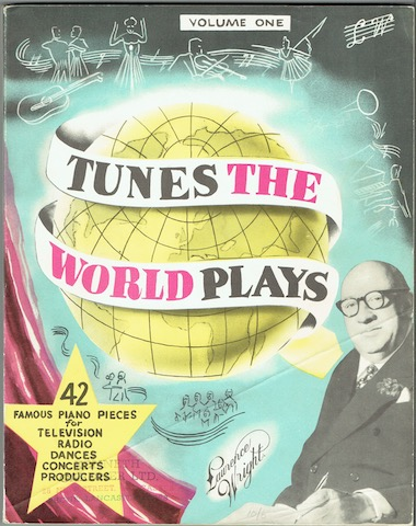 Image for Lawrence Wright's First Book Of Tunes The World Plays