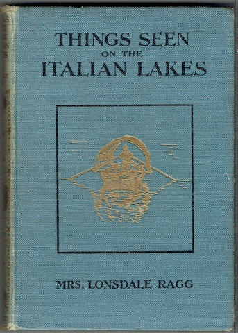 Image for Things Seen On The Italian Lakes