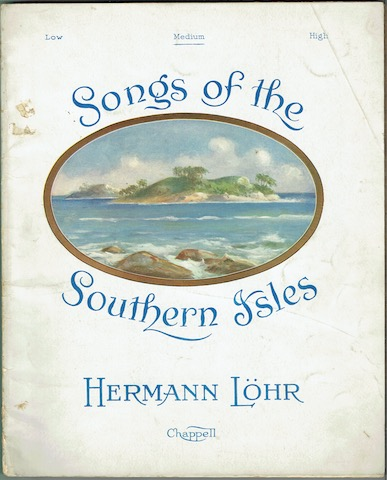 Image for Songs Of The Southern Isles (Medium Voice)